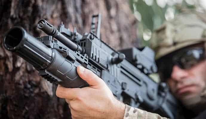 galil rifle