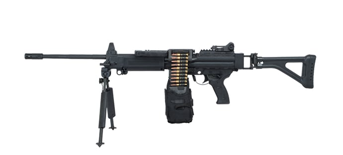 IWI NEGEV 5.56X45mm