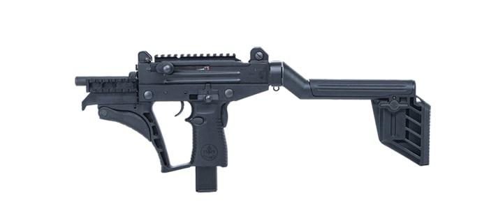 UZI Submachine Gun | IWI UZI PRO